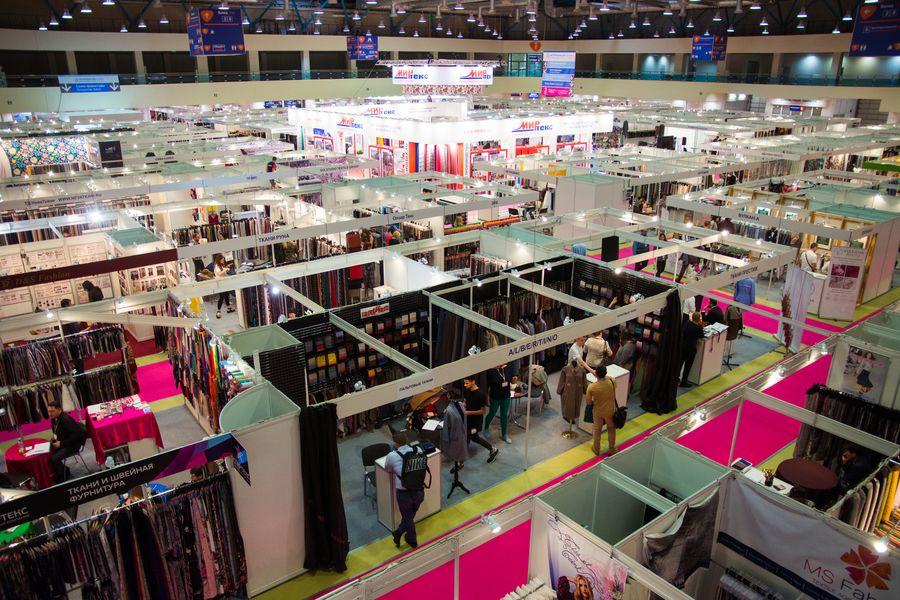 Производство одежды в России выросло на 11,6%