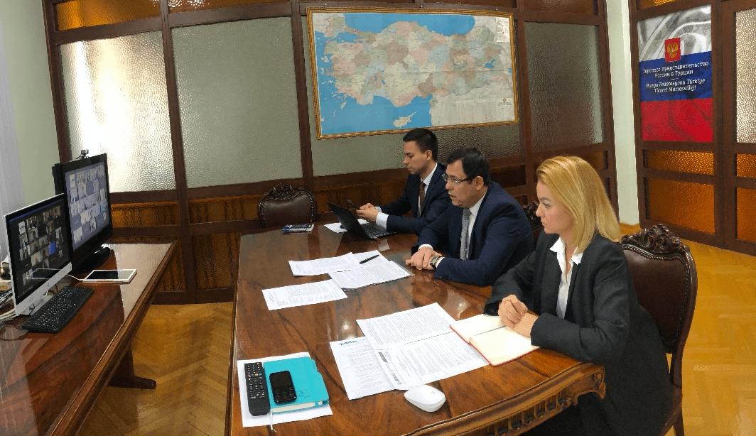 Турецкие инвесторы готовы расширять сотрудничество с Ивановской областью