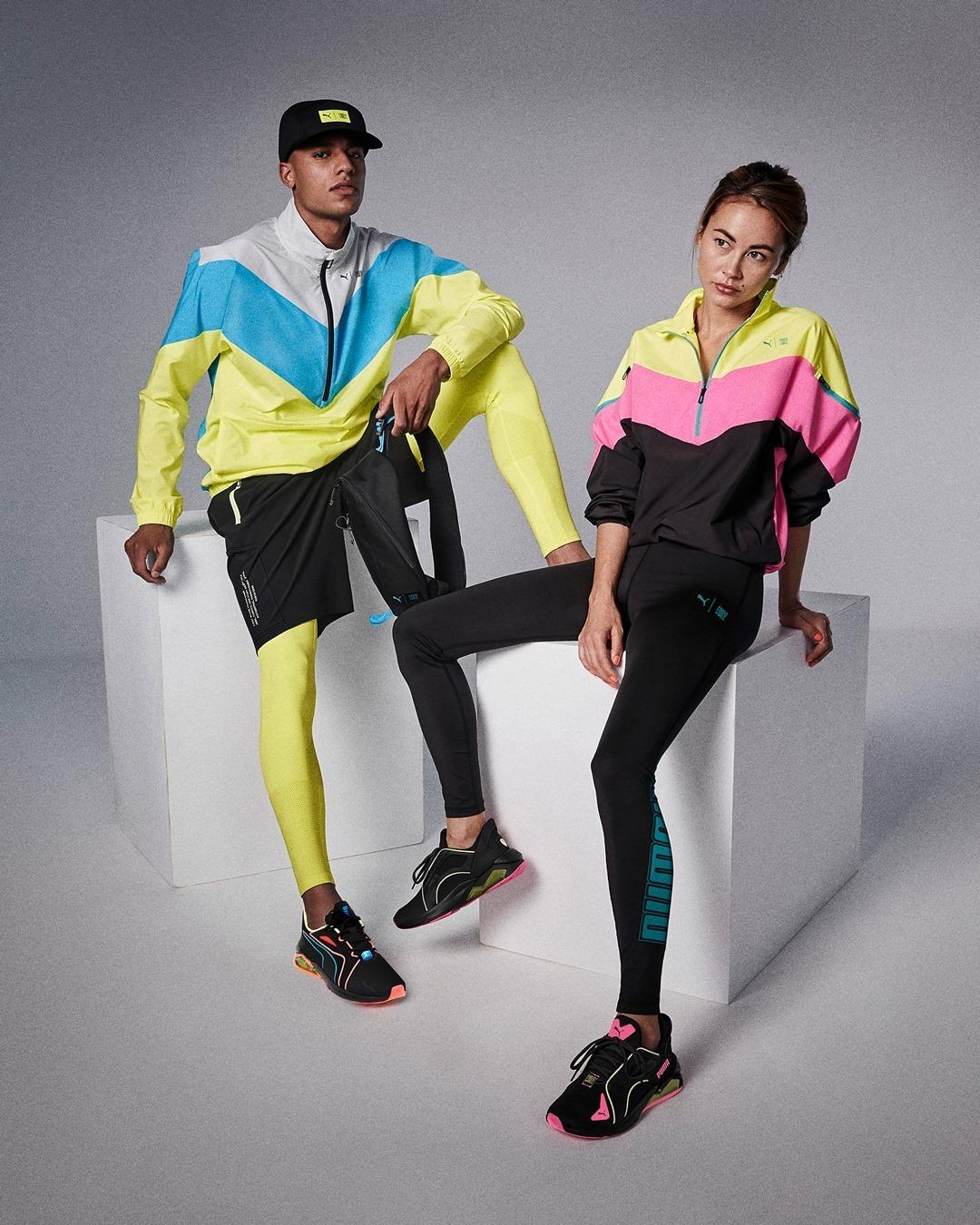 Puma x First Mile: новая коллекция одежды из переработанного пластика
