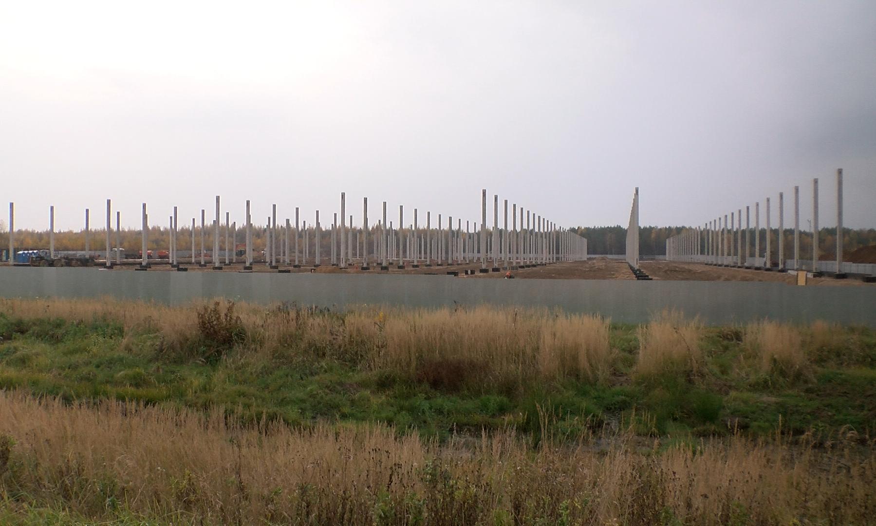 В Ивановской области строят текстильное предприятие на 1000 рабочих мест