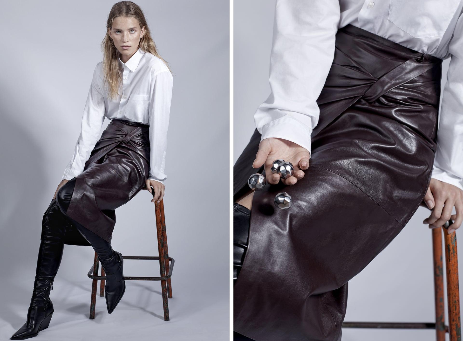 Zara перевыпустит хиты продаж девяностых и нулевых