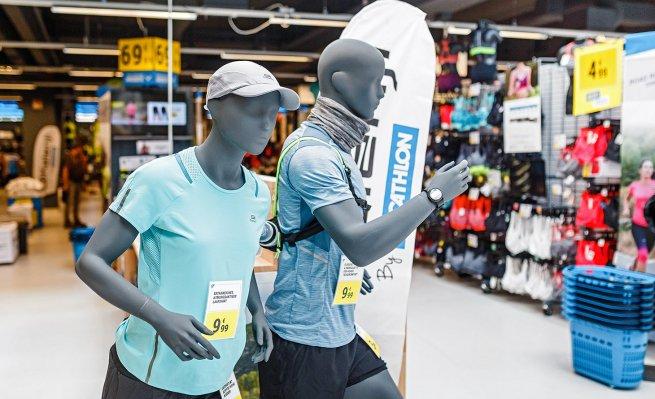 Бельгийский Decathlon станет маркетплейсом