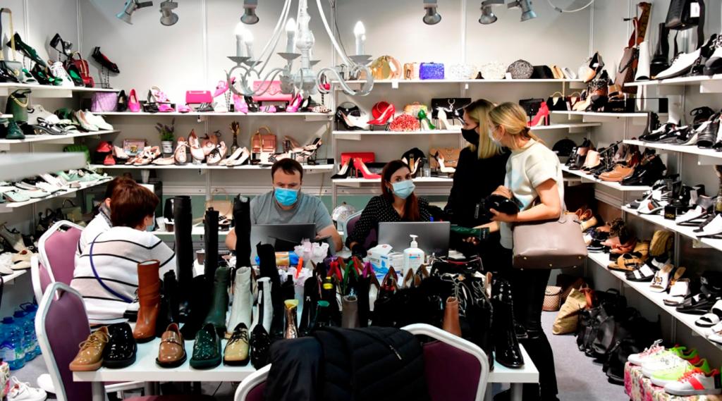 Выставка «Обувь. Мир кожи-2020. Осень» открыт