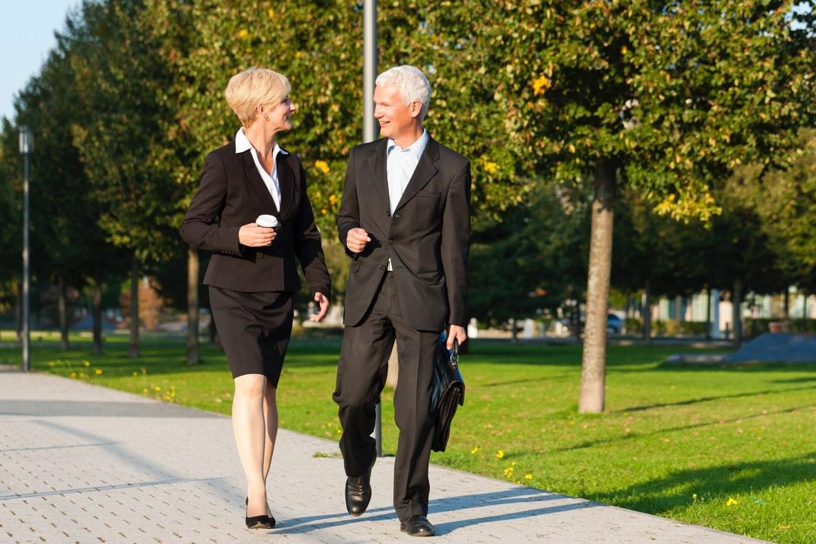 Канадский бренд платит сотрудникам за прогулки