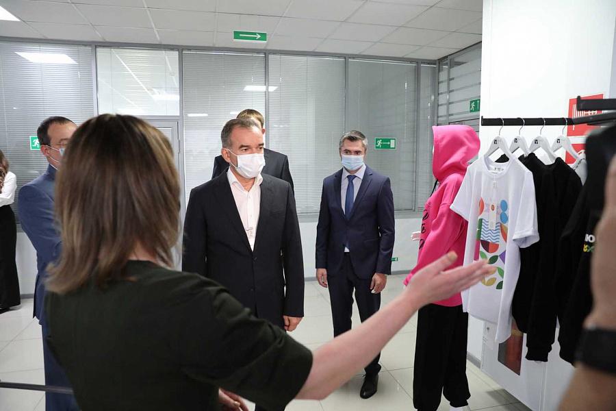 В Краснодаре планируют собственное производство тканей
