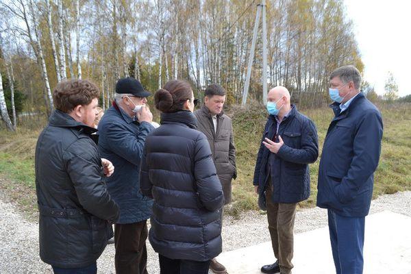 В Калужской области рассматривается вопрос об открытии новой текстильной фабрики