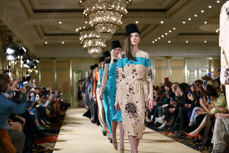 Университет имени Косыгина стал участником Французского фестиваля моды