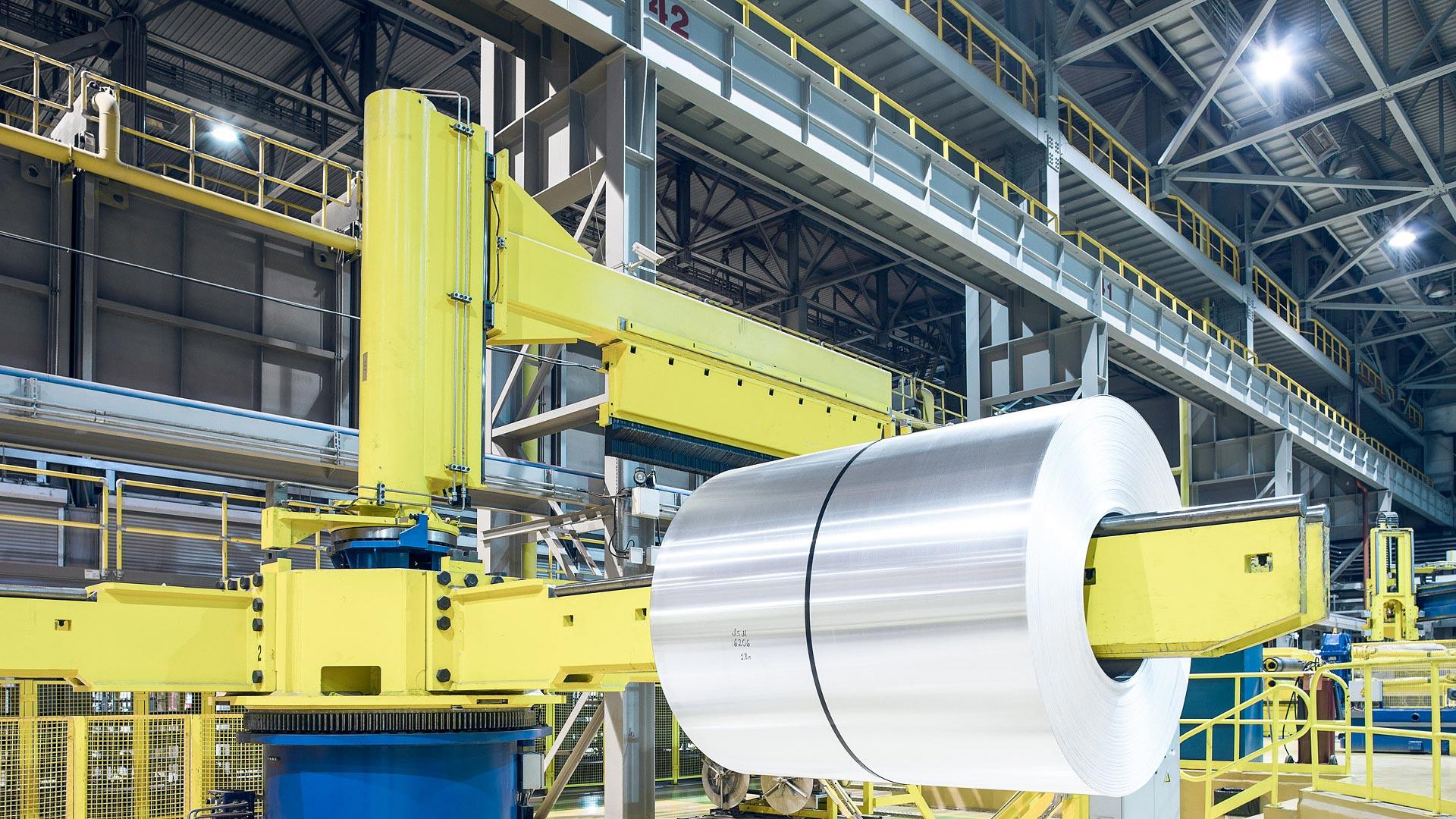 Украинский металлургический завод выпускал текстиль