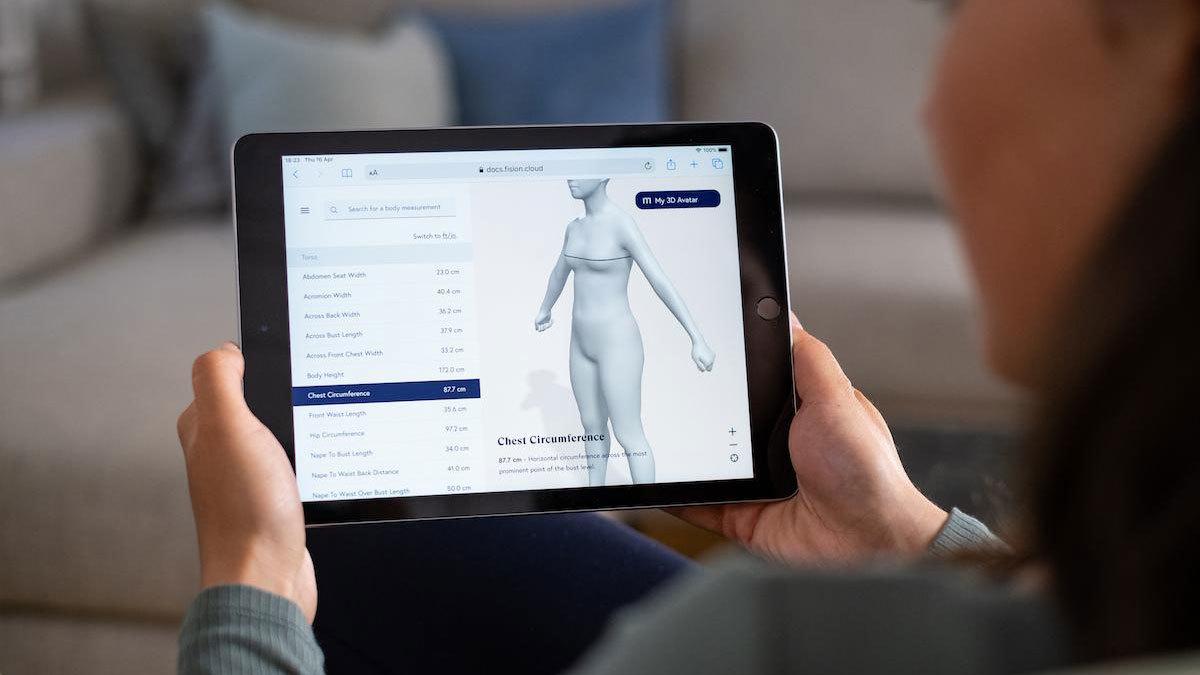 Компания Zalando открывает виртуальную примерочную