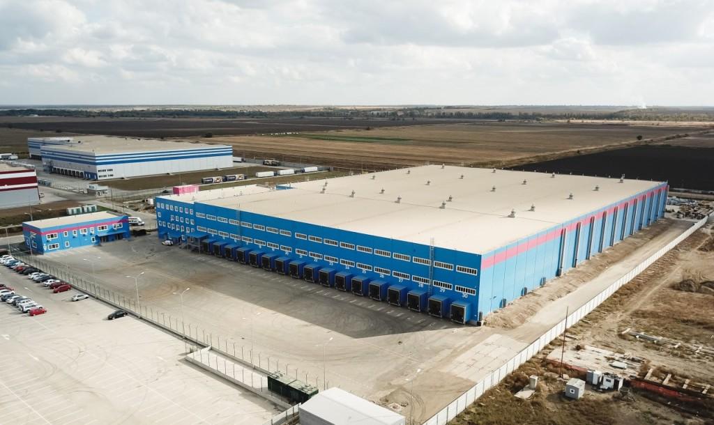 В Ростовской области открылся логистический центр Ozon