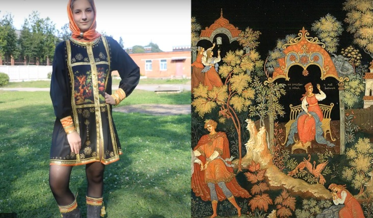 Ивановцы победили на фестивале моды