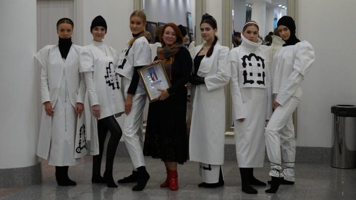 В Ярославле дизайнер представила необычную коллекцию