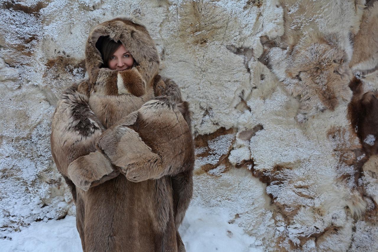 Продажи шуб в России увеличились на 79%