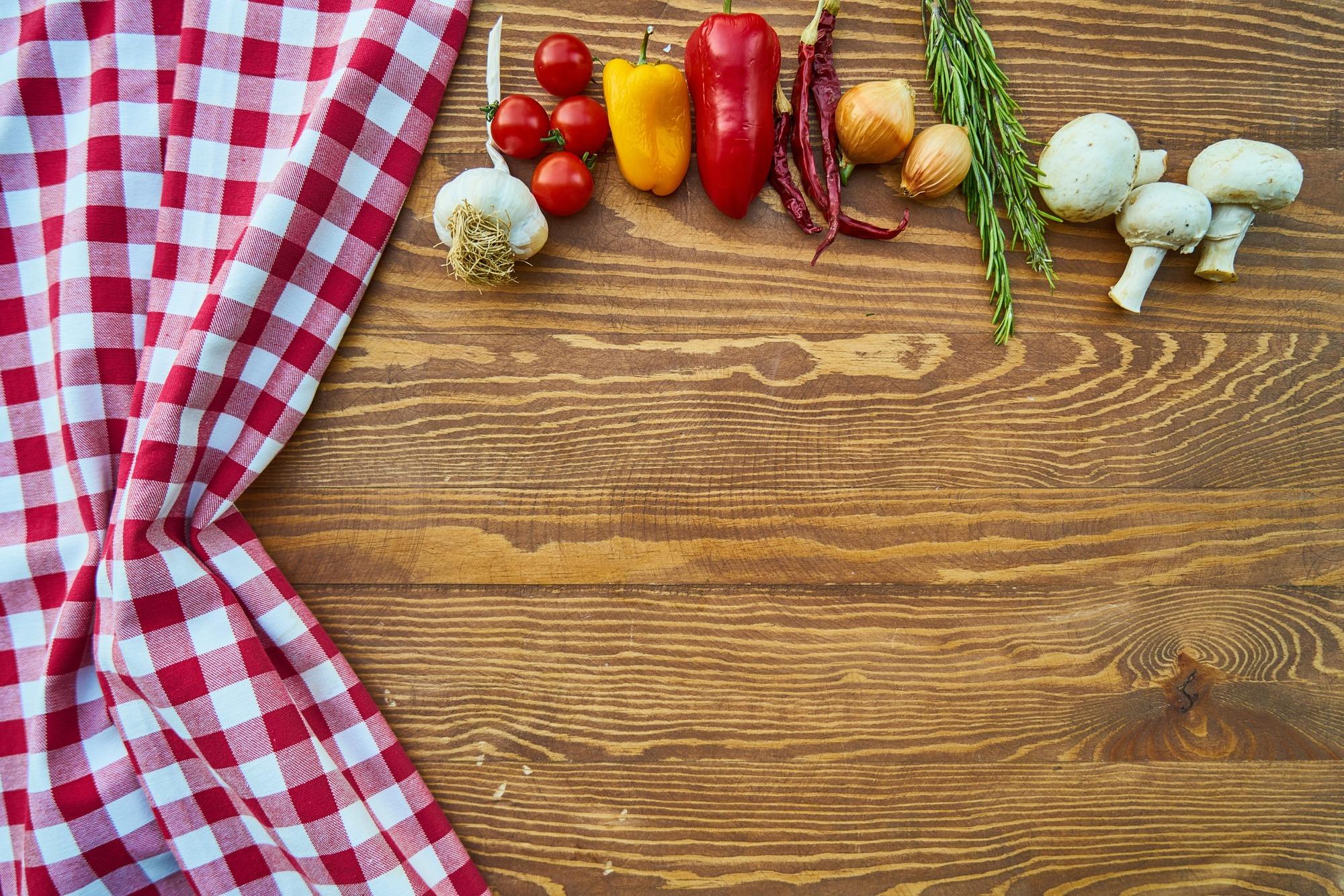 Исследователи из Microsoft создали умную ткань, распознающую продукты на столе