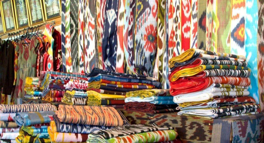 Экспорт узбекского текстиля увеличился