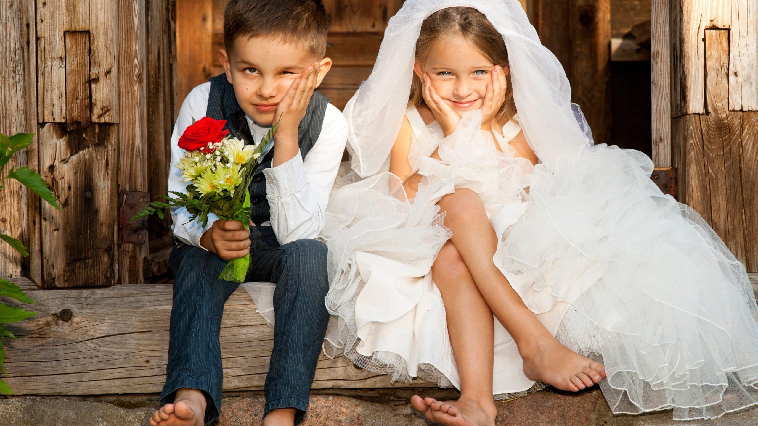 Бренды свадебной одежды выступают против ранних браков