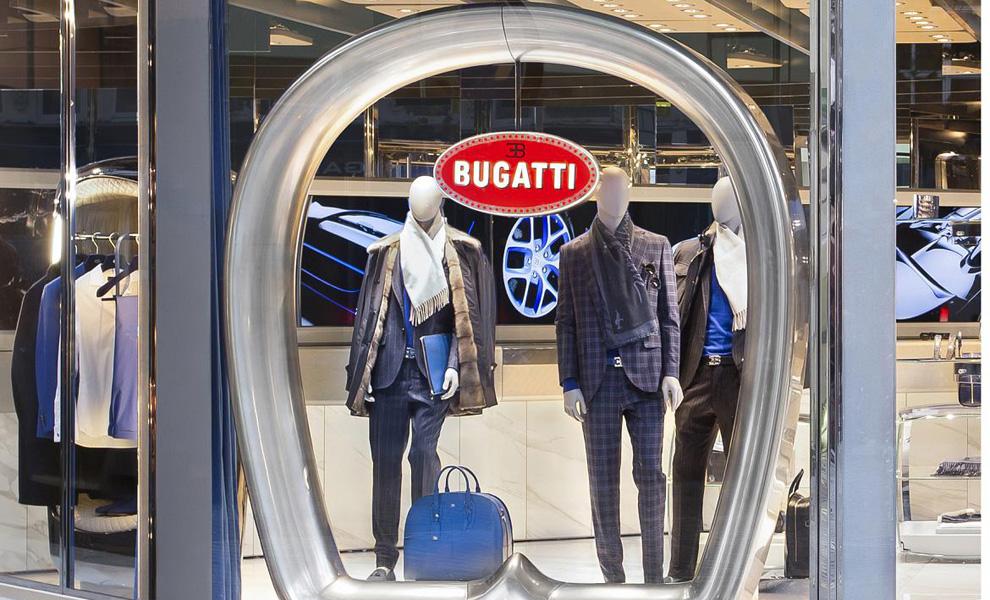 Компания Bugatti выпустила новую коллекцию одежды