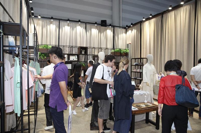 В Китае состоялась выставка Keqiao Textile Expo