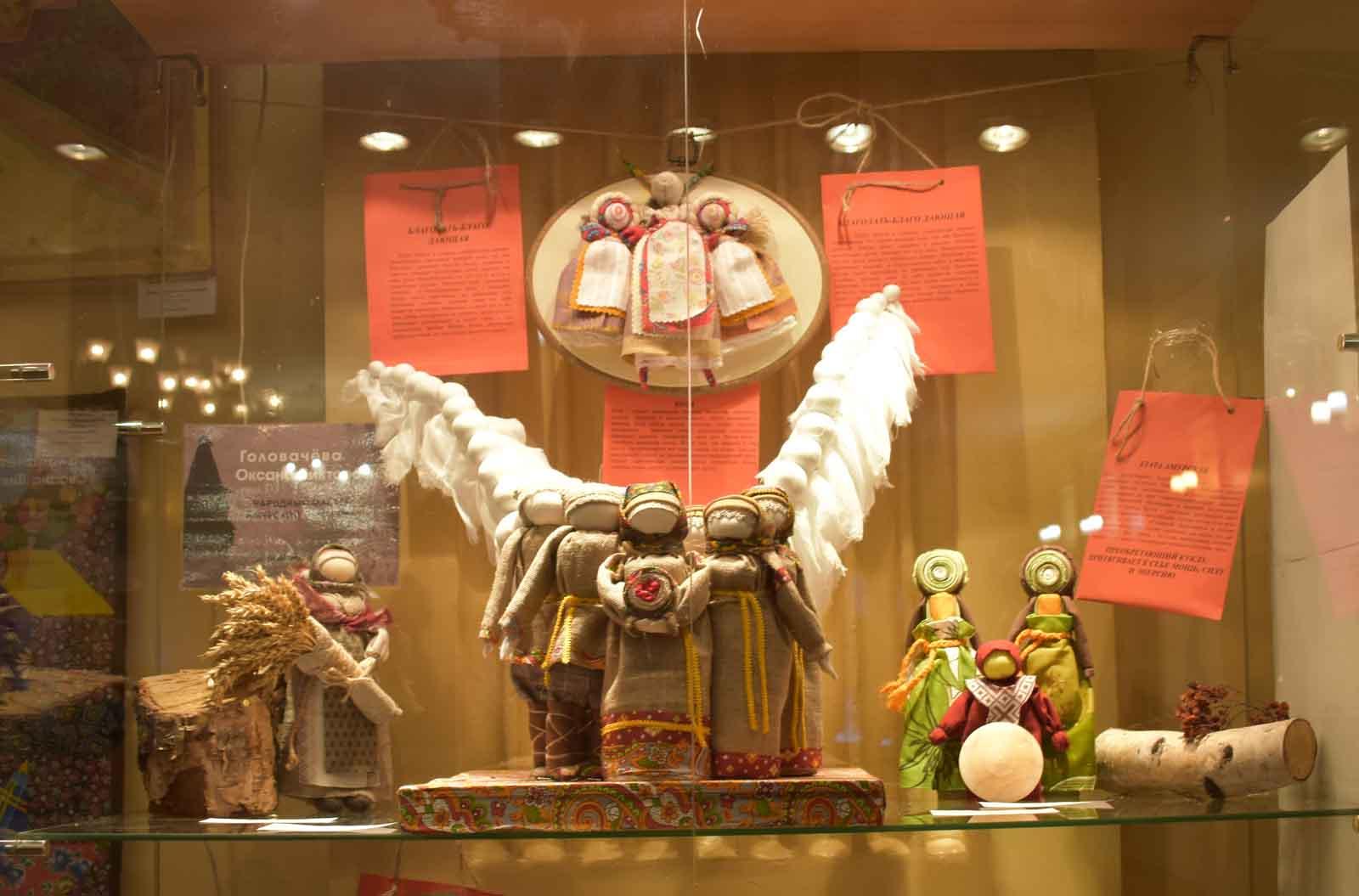 Выставка благовещенского клуба мастеров открылась в Амурской области