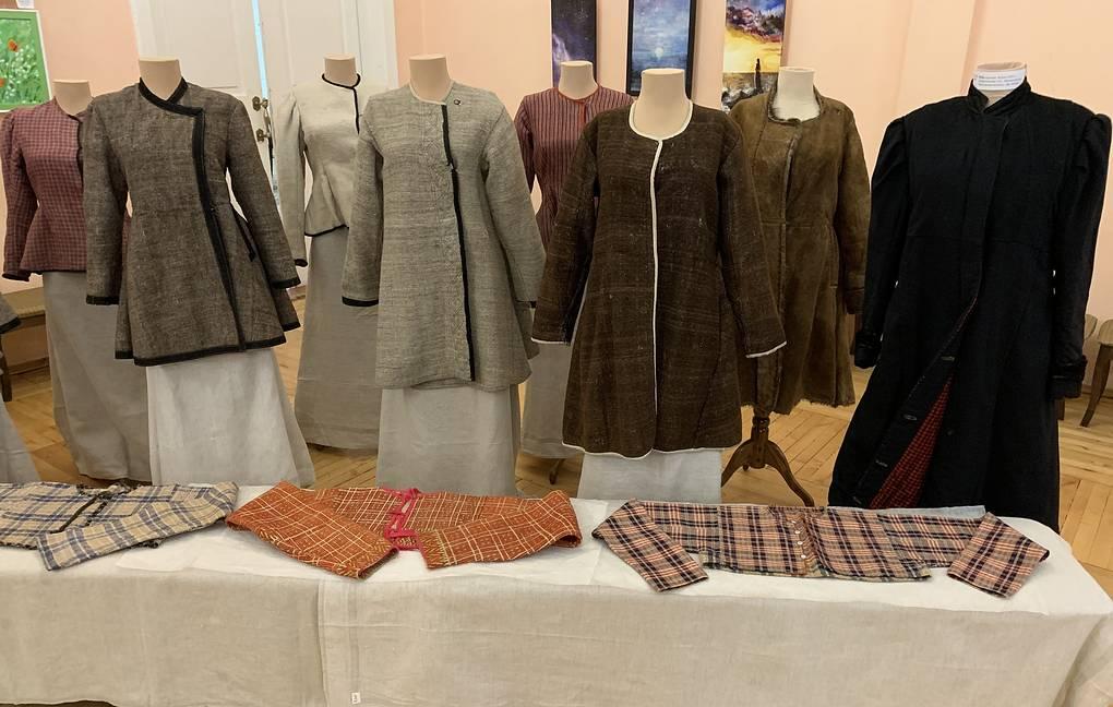 В проекте «Осенние рукомесла» представили коллекцию верхней одежды Севера