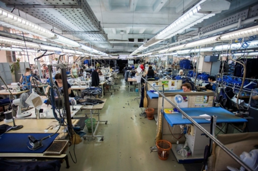 Швейная фабрика «Славянка» отметила 75-летие