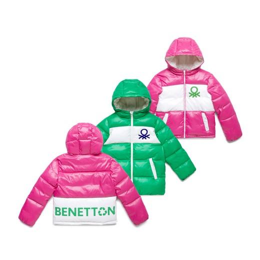 United Colors Benetton представил линейку экологичных курток-пуховиков