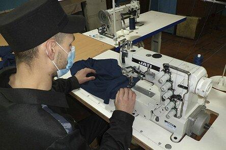 В колонии Хабаровского края запустили производство текстильных изделий
