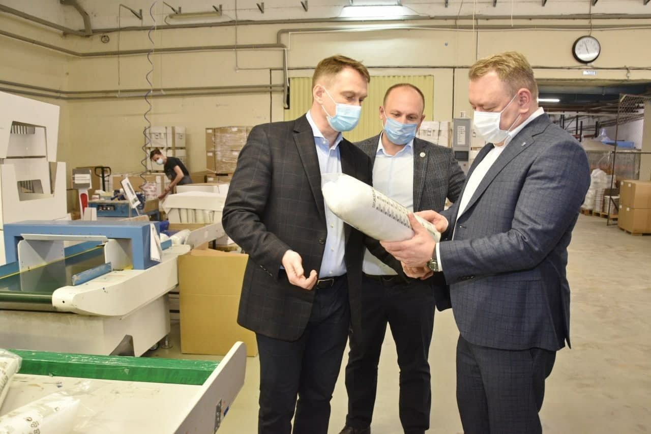 Почти весь домашний текстиль, представленный в IKEA, производится на предприятии в Сергиево-Посадском округе