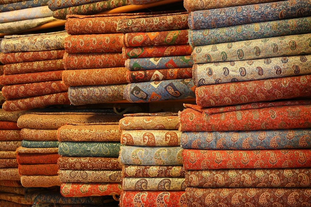 Экспорт текстиля из Ирана увеличился на 30%