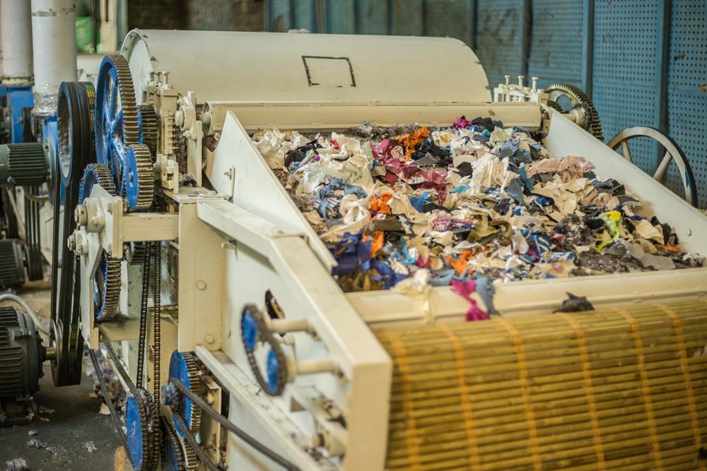 Итальянские текстильные компании сокращают отходы производства