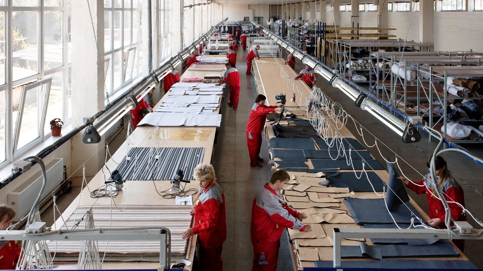 Большую часть экспортных поставок Ивановской области составляет текстиль