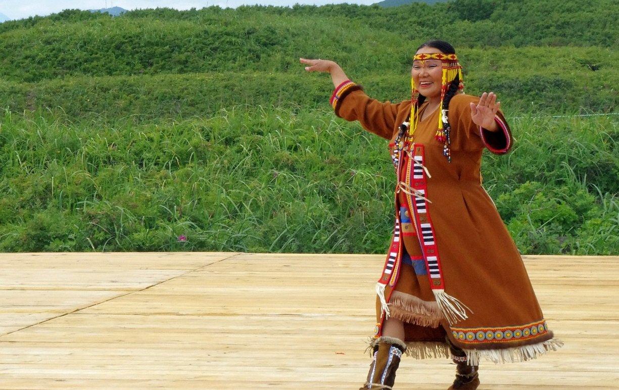 Коренные народы Камчатки получили полмиллиона рублей на создание костюмов в этностиле