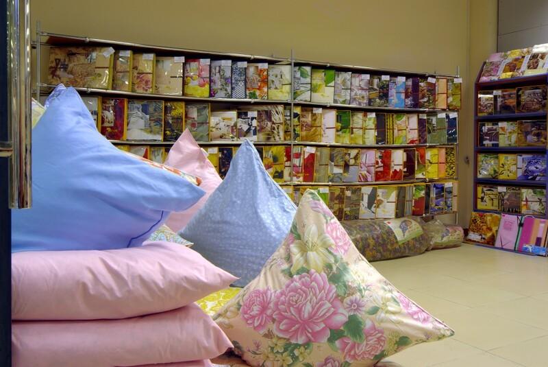 В Липецке работает центр ивановского текстиля