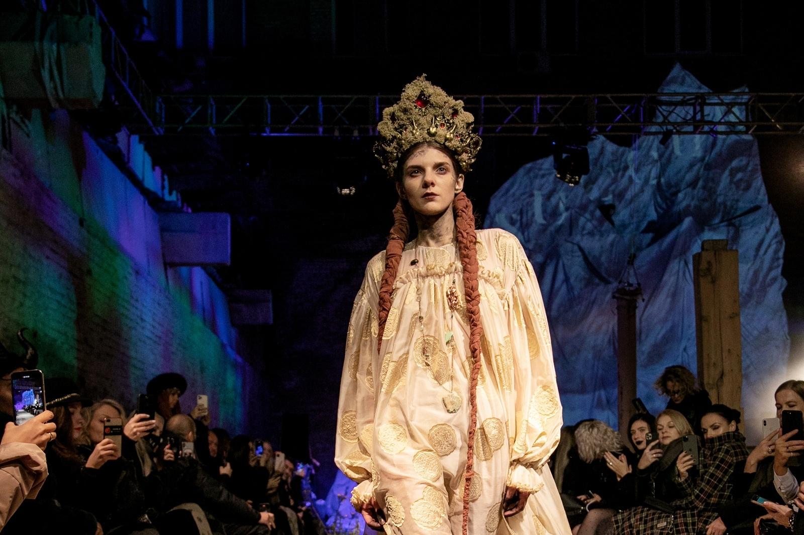 Показ новой коллекции модного дома Succub состоялся во Владивостоке