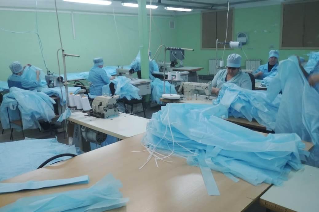 Новый резидент ТОСЭР «Наволоки» будет производить медицинские изделия из нетканых материалов