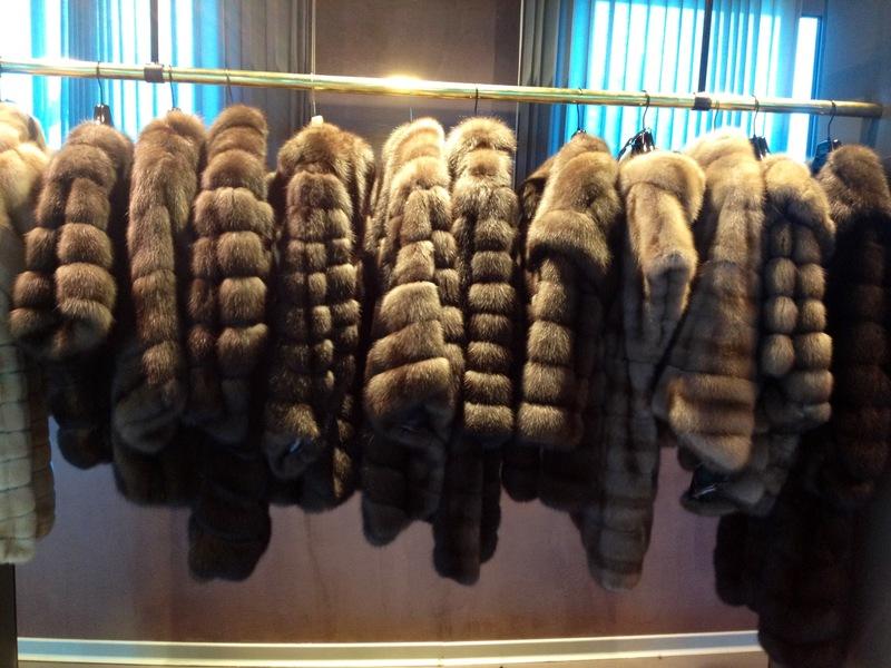 В России ожидается резкий рост цен на шубы