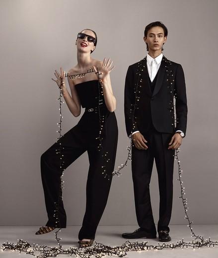 Итальянский бренд представил новую коллекцию одежды и обуви