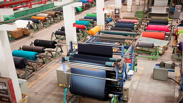 В Ставропольском крае увеличилось производство текстильных изделий