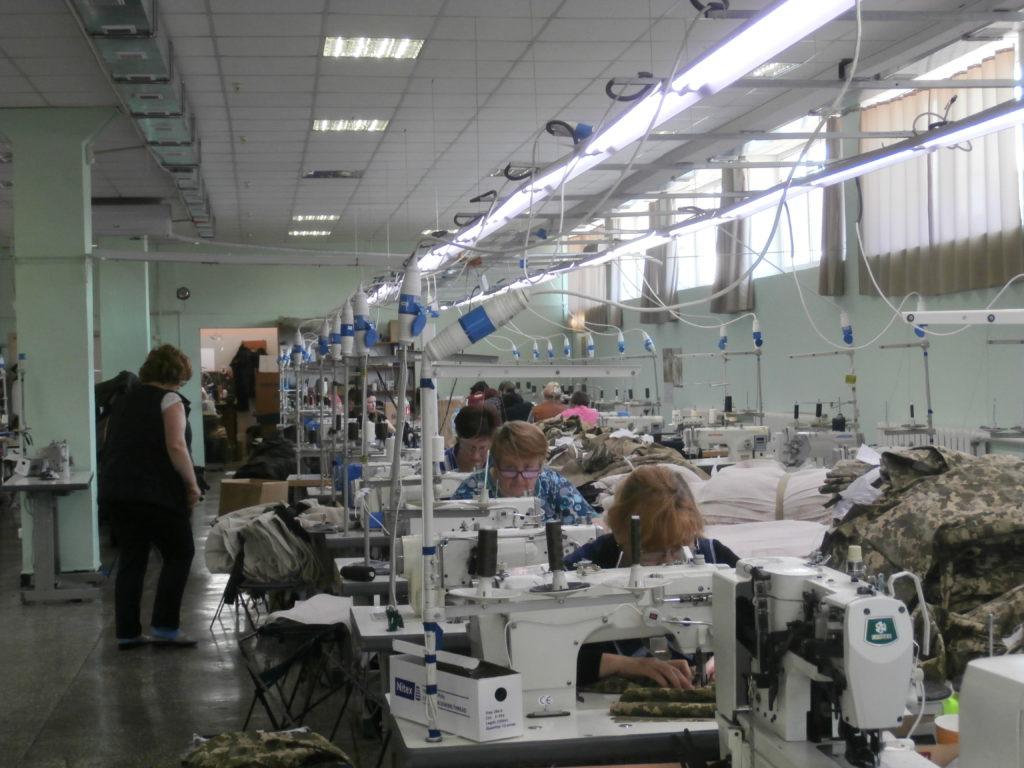 Украинская текстильная компания заключила контракт на поставку домашнего текстиля в Литву