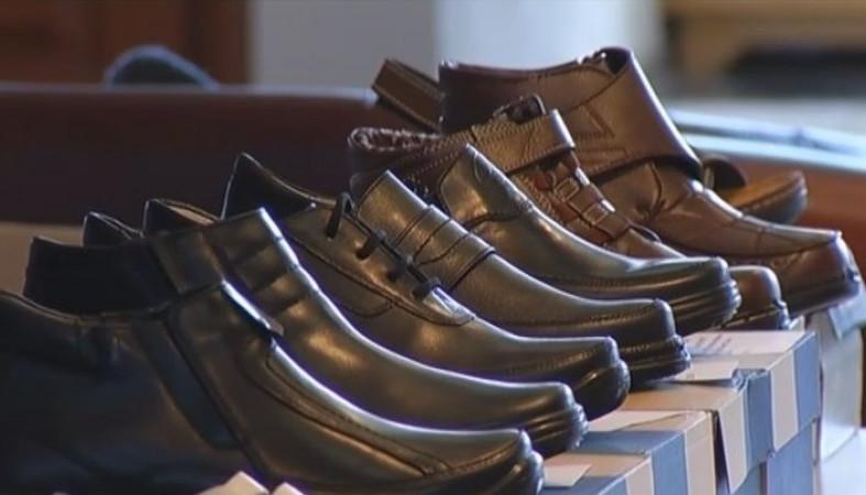 Во Владикавказе открылась выставка-продажа анатомической обуви