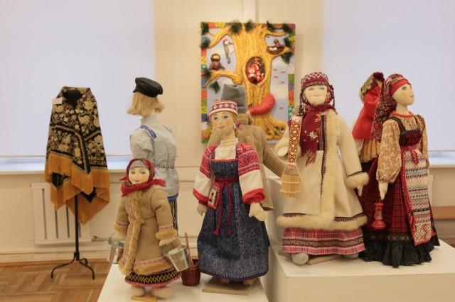 В Нижегородском выставочном комплексе открылась выставка конкурса мастеров