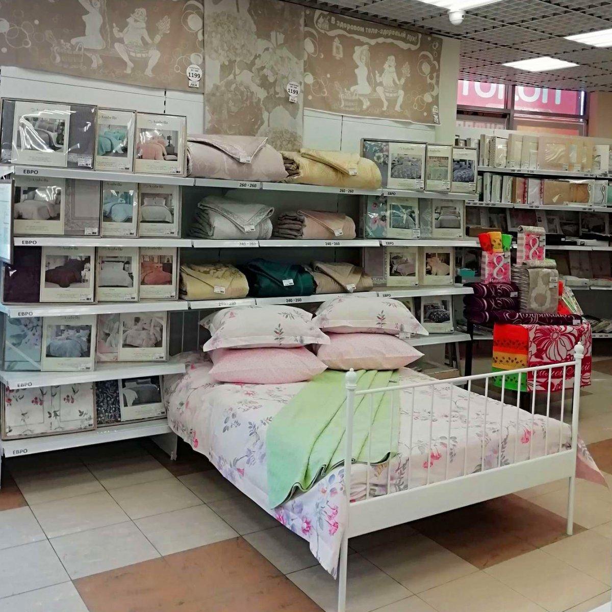 В Севастополе открылась ярмарка Ивановского текстиля