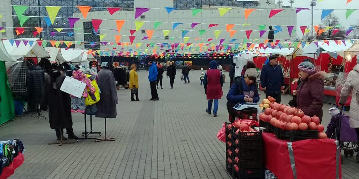 В Электростали состоится ярмарка «Товары регионов России»