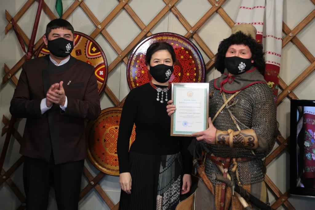 В Башкирии завершается Международный конкурс мастеров национального костюма «Тамға»
