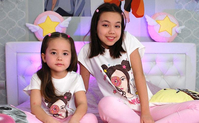 Бренд детской одежды Choupette и юный блогер Мария OMG представили совместную коллекцию