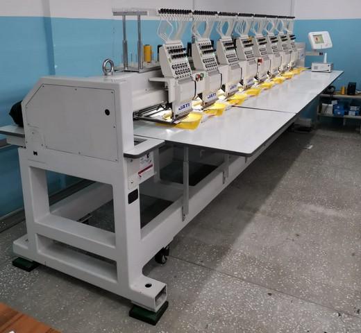 Компания-производитель СИЗ из Иркутска получила вязальную технику в льготный лизинг