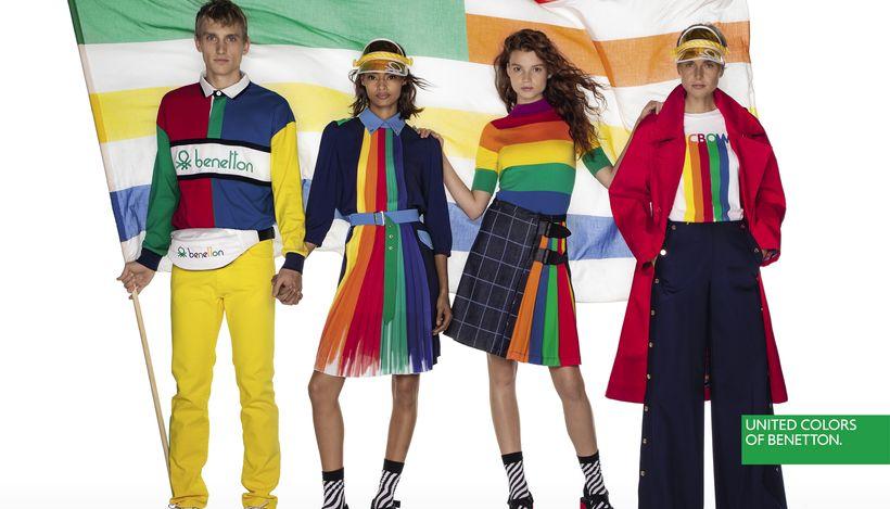 United Colors of Benetton использует нейросети в новом интернет-магазине