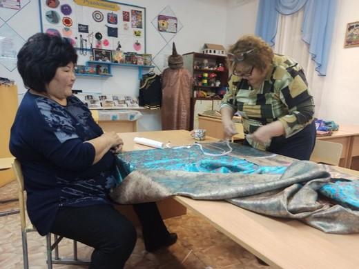 В Бурятии открылся театр моды