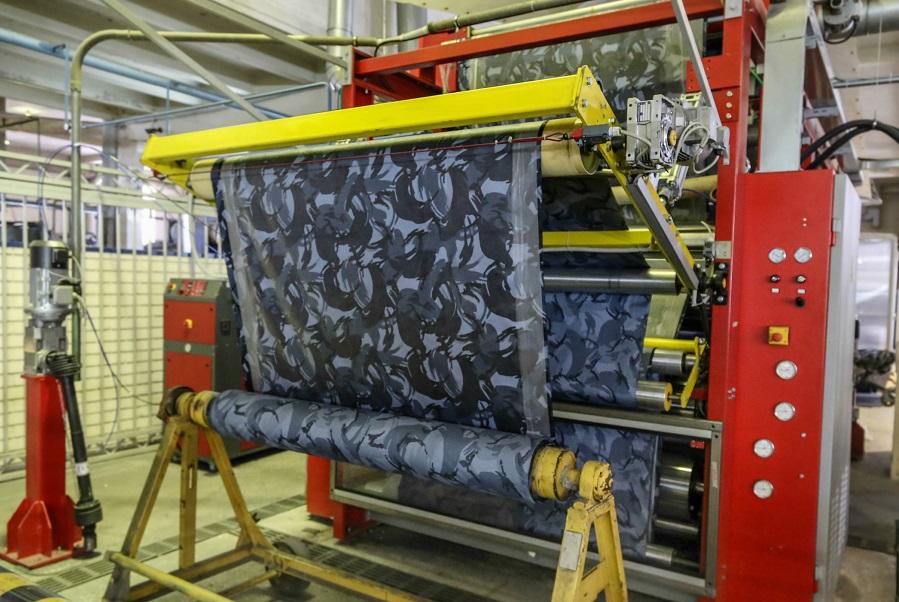 «Чайковский текстиль» начал производить огнезащитные ткани повышенной видимости