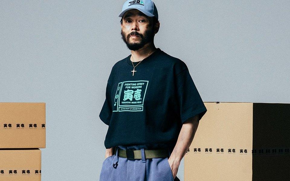 Американский художник выпустил коллекцию рабочей одежды
